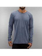 Authentic Style Longsleeve Soft blauw