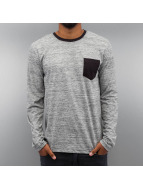 Authentic Style Longsleeve Tom zwart