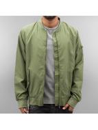 Authentic Style Thin Sublevel Bomber Jacket Ivy Olive