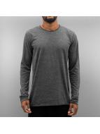 Authentic Style Pitkähihaiset paidat Soft harmaa