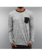 Authentic Style Pitkähihaiset paidat Tom musta