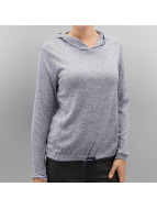 Authentic Style Pullover Rock Angel blau