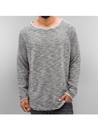 Authentic Style Pullover Sweatshirt grau