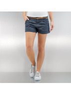Authentic Style Shorts Luana blau