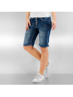 Authentic Style Shorts Panna blau