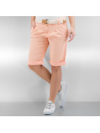 Authentic Style Shorts Fresh Made Jaden orange
