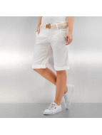 Authentic Style Shortsit Smilla valkoinen