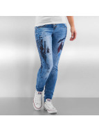 Authentic Style Skinny jeans Brook blå