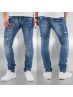 Authentic Style Skinny jeans Adrian blauw