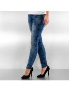 Authentic Style Skinny Jeans Body Feel niebieski