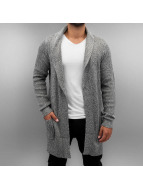 Authentic Style Strickjacke Knit grau