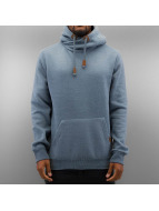 Authentic Style Sweat à capuche Saban bleu