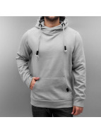 Authentic Style Sweat à capuche Aiden gris