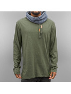 Authentic Style Sweat & Pull Style Hoody olive