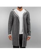 Authentic Style Swetry rozpinane Sweat czarny