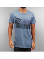 Authentic Style T-Shirt Marco blau