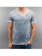 Authentic Style T-Shirt Sublevel Basic blau