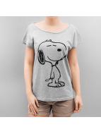 Authentic Style T-Shirt Peanuts grau