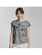 Authentic Style T-Shirt Mickey grau