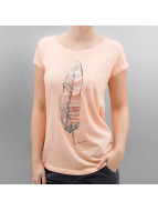 Authentic Style t-shirt Feather oranje