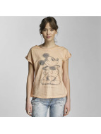 Authentic Style t-shirt Mickey oranje
