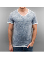 Authentic Style T-shirtar Sublevel Basic blå