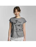 Authentic Style T-shirtar Mickey grå