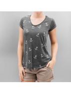 Authentic Style T-Shirty Bona szary