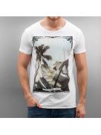 Authentic Style T-skjorter Oceancity hvit