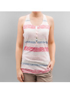 Sublevel Vally Tank Top Rose Beige Denim