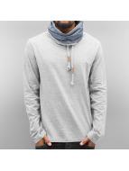 Authentic Style Tröja Style Hoody grå