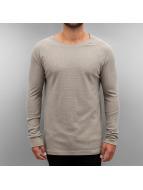 Authentic Style Tröja Raglan grå