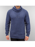 Authentic Style trui Knit blauw