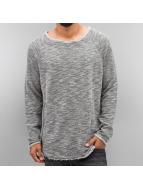 Authentic Style trui Sweatshirt grijs