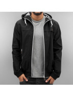 Authentic Style Übergangsjacke Sublevel Basic schwarz