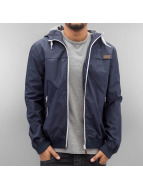 Authentic Style Sublevel Basic Jacket Dark Ocean Blue