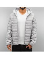 Authentic Style Vinterjakke Quilted grå