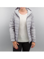 Authentic Style Winter Jacket Puffed gray