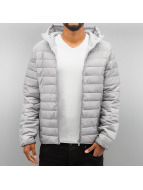 Authentic Style Winterjacke Quilted grau