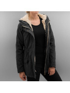 Authentic Style Winterjacke Chiara grau