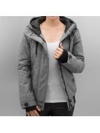 Authentic Style Winterjacke Sublevel grau