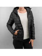 Authentic Style Winterjacke Puffed schwarz