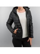 Authentic Style Winterjacke Puffed schwarz
