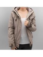 Authentic Style Zimné bundy Sublevel hnedá