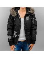 Babystaff Демисезонная куртка Nalva Bomber черный