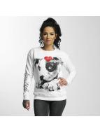 Babystaff Пуловер Koinu белый