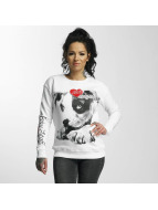 Koinu Sweatshirt White...