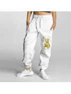 Babystaff Pantalone ginnico Nidra bianco
