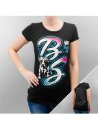 Babystaff T-Shirt Minu schwarz
