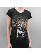 Babystaff T-shirt Daxima svart